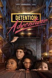 Detention Adventure Season 2 cover art