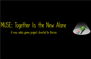 Muse: Together Is the New Alone cover art