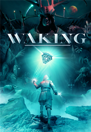 Waking cover art