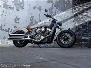 2015 Indian Scout cover art