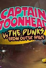 Toonhead vs. the Punks from Outer Space cover art