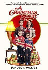 A Christmas Story Live! cover art