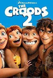 The Croods 2 cover art