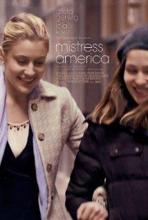 Mistress America cover art