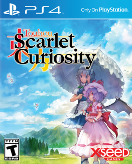 Touhou: Scarlet Curiosity cover art