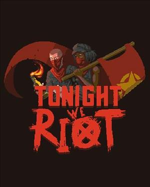 Tonight We Riot cover art