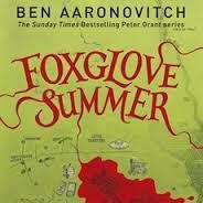 Foxglove Summer (Ben Aaronovitch) cover art
