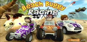 Beach Buggy Racing cover art