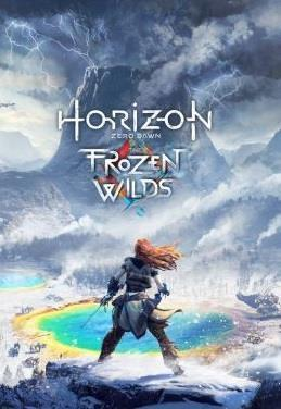 Horizon Zero Dawn - The Frozen Wilds cover art