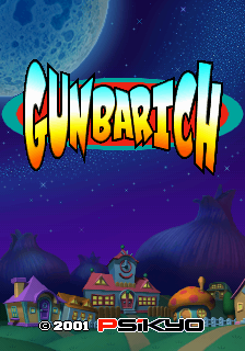 Gunbarich cover art