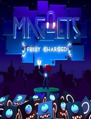 MagNets: Fully Charged cover art
