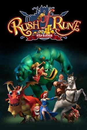 Rush of Rune cover art