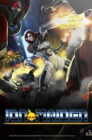 Ion Maiden cover art