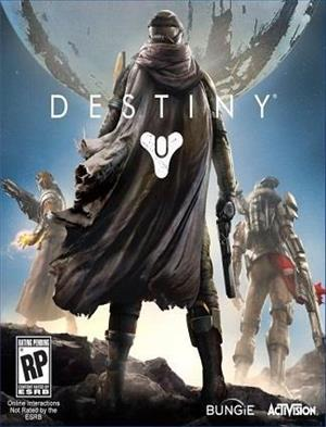 Destiny cover art