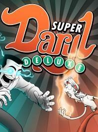 Super Daryl Deluxe cover art