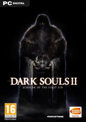 DARK SOULS II: Scholar of the First Sin cover art