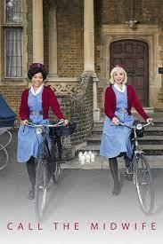 Call the Midwife Season 13 cover art