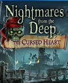 Nightmares from the Deep: The Cursed Heart cover art