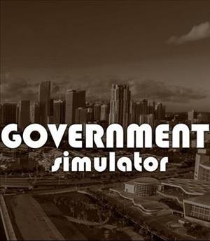 Government Simulator cover art