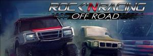 Rock 'N Racing Off Road cover art
