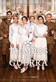 Tiempos de Guerra Season 1 cover art