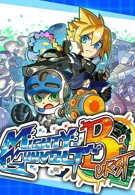 Mighty Gunvolt Burst cover art