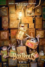 The Boxtrolls cover art