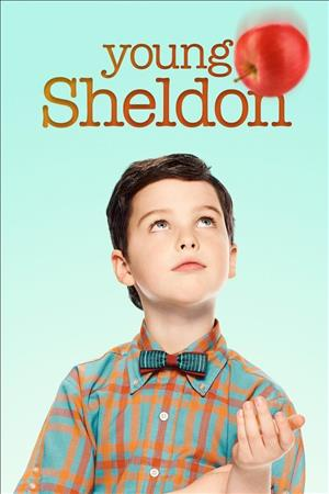 Young Sheldon Season 4 cover art