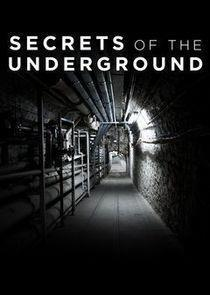 Secrets of the Underground Season 1 cover art