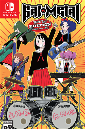 Gal Metal cover art
