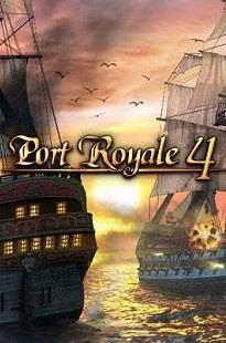Port Royale 4 cover art