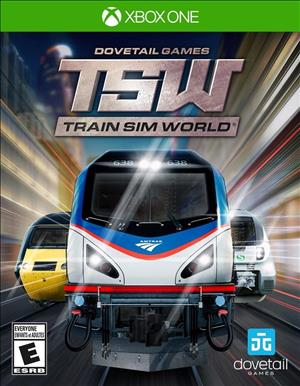 Train Sim World cover art