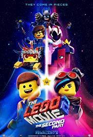The Lego Movie 2: The Second Part cover art