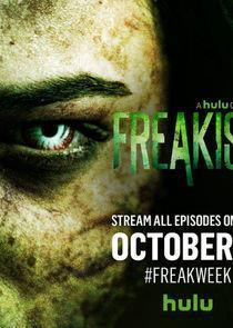 Freakish Season 1 cover art