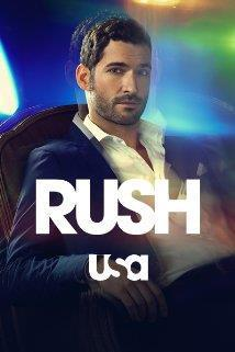 Rush Season 1 cover art