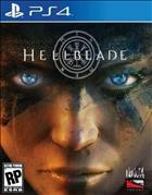Game Hellblade: Senua's Sacrifice  PlayStation 4 cover art