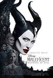 Maleficent: Mistress of Evil cover art