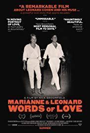 Marianne & Leonard: Words of Love cover art