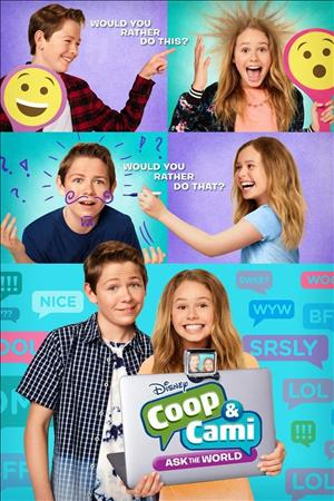 Coop and Cami Ask the World Season 1 cover art
