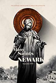 The Many Saints of Newark cover art