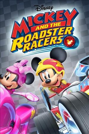 Mickey and the Roadster Racers Season 3 cover art
