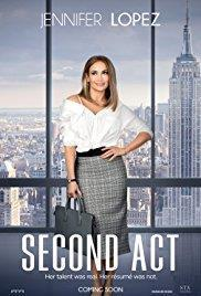 Second Act cover art