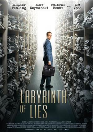 Labyrinth of Lies cover art
