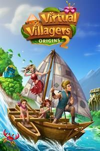 Virtual Villagers Origins 2 cover art