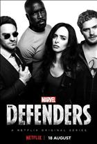 TV Series Season Marvel's The Defenders Season 1  Netflix cover art
