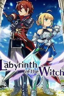 Labyrinth of the Witch cover art