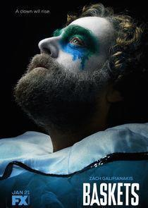 Baskets Season 2 cover art