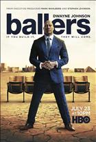 TV Series Season Ballers Season 3  HBO cover art