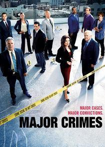 Major Crimes Season 5 cover art