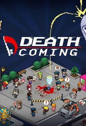 Death Coming cover art